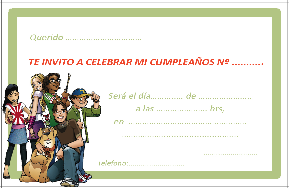 invitacion de cumpleaños 7 copy