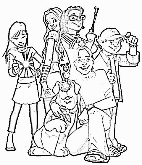 pandilla banda