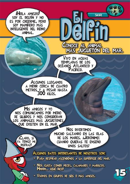 El delfin copiar