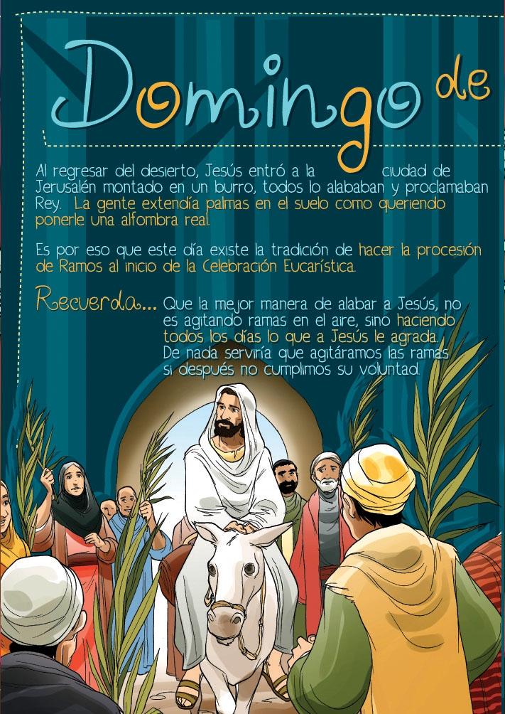 Domingo de Ramos 1
