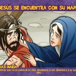 Vía Crucis 4°