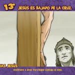 Via Crucis 13°