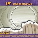 Via Crucis 14°