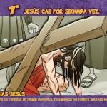 Via Crucis 7°