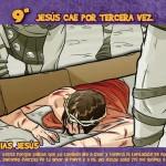 Via Crucis 9°